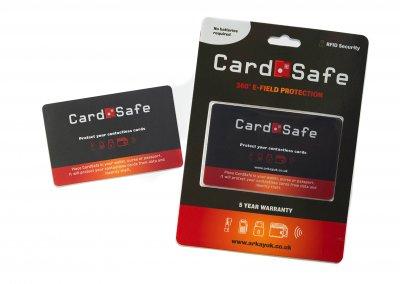 Cardsafe card protection