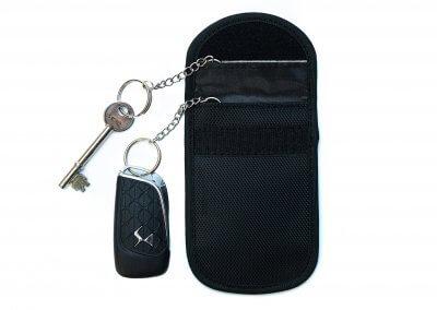 Key fob protection
