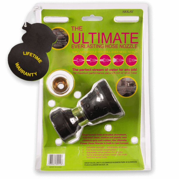 Ultimate Hoze Nozzle